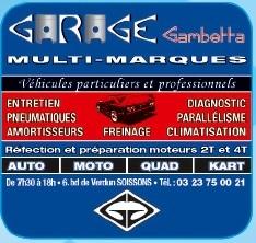 Garage gambetta