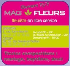 Mag fleurs