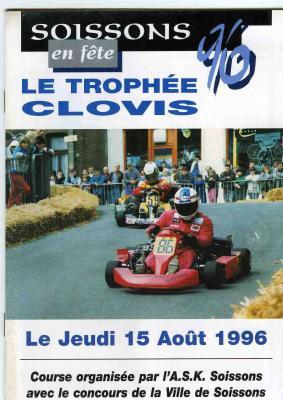 Trophee clovis 1996