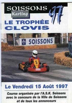 Trophee clovis 1997