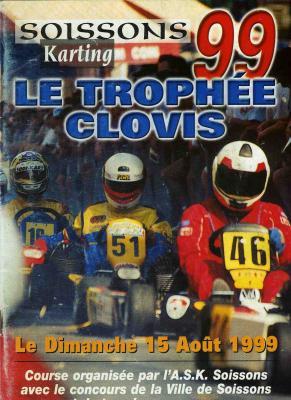 Trophee clovis 1999