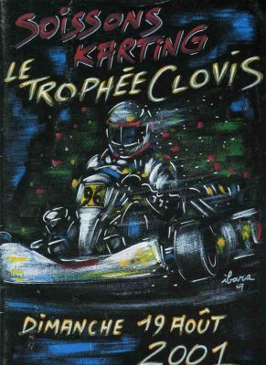 Trophee clovis 2001