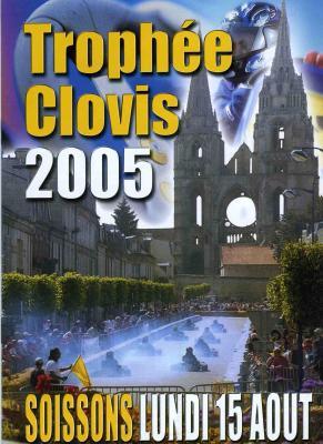 Trophee clovis 2005