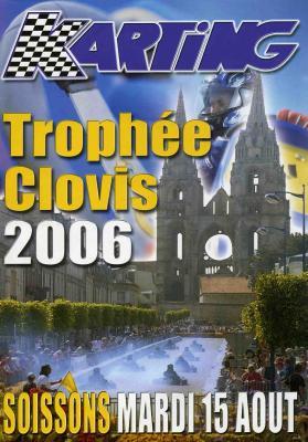 Trophee clovis 2006