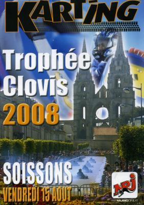 Trophee clovis 2008