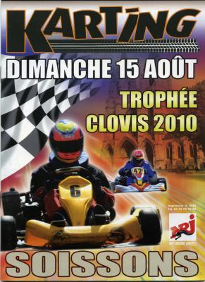 Trophee clovis 2010