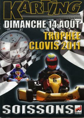 Trophee clovis 2011