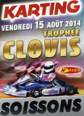 Trophee clovis 2014