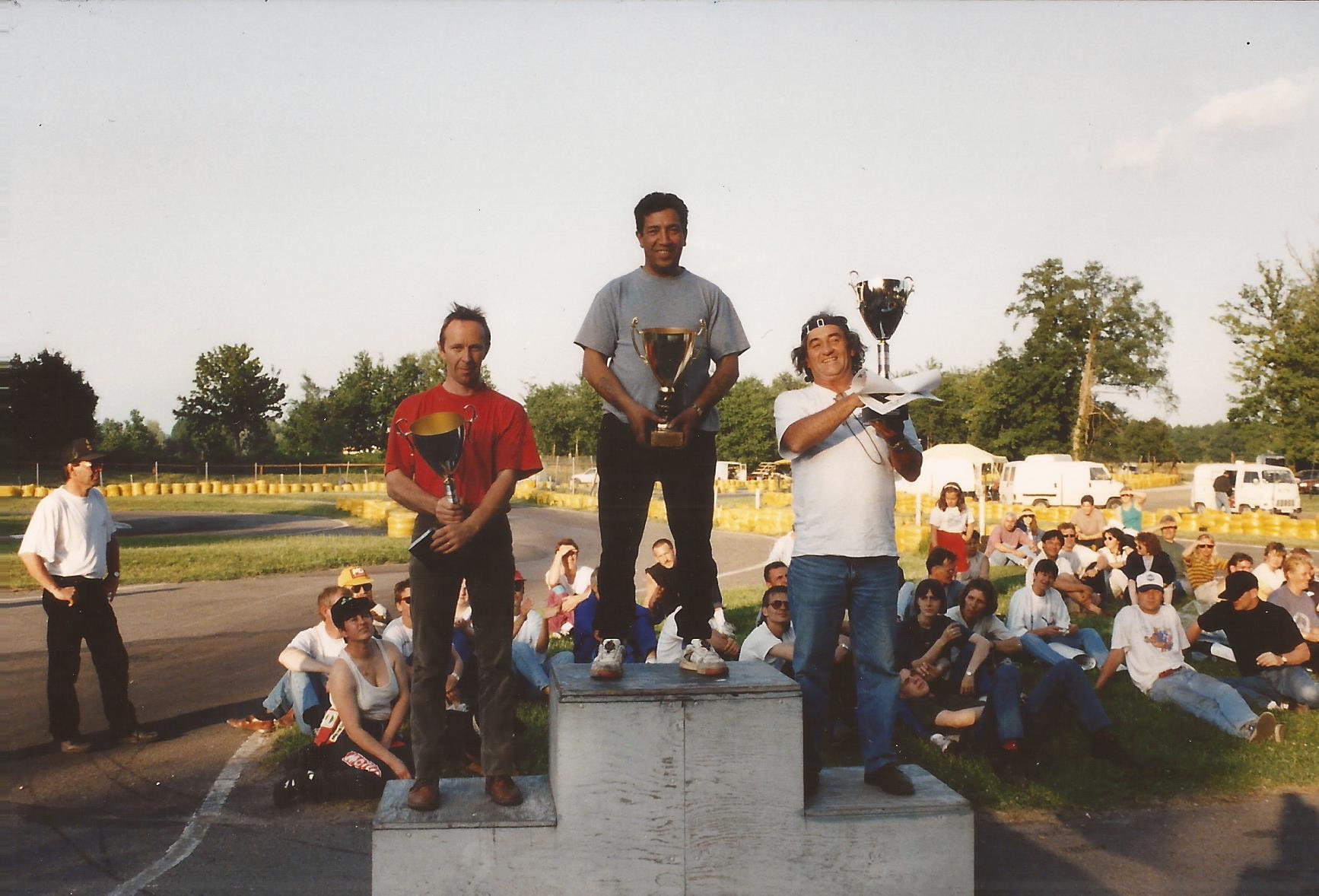 Trophee des veterans et feminines 1996 2