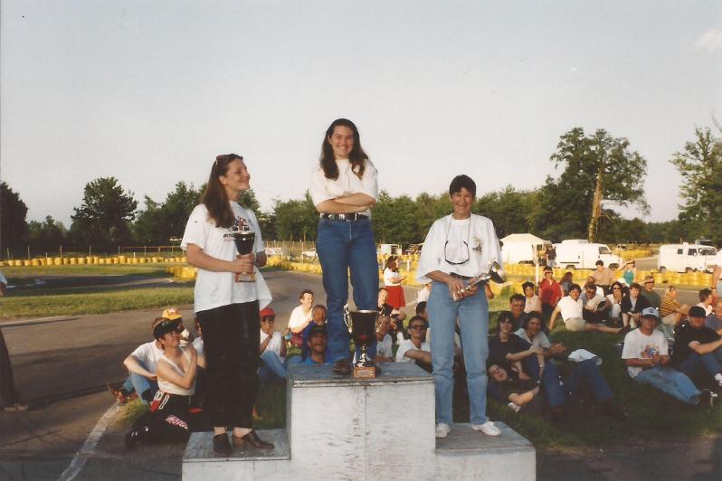 Trophee des veterans et feminines 1996 4